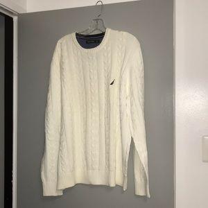 Nautica Sweater 100% Cotton